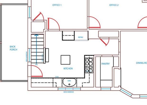 cmo disear una cocina de 2 m por 35 m