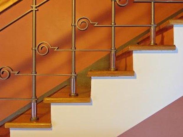 cmo doblar pasamanos para un tramo curvo de escaleras