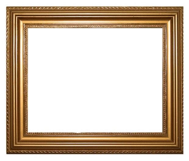 Marcos dorados para cuadros marco dorado para espejo o - Marco para cuadro ...