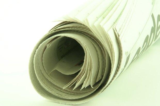 cmo hacer un rbol de papel para un aula