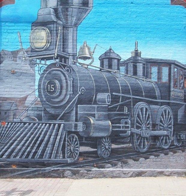 cmo hacer un mural en d para exteriores