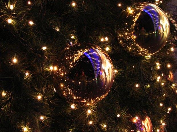 ideas para decorar un rbol de navidad negro
