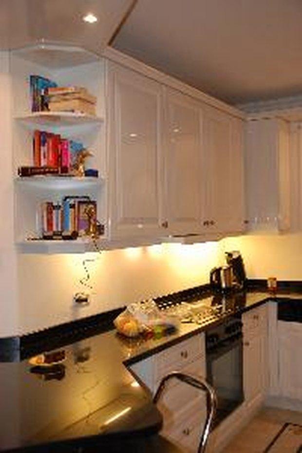 buenos colores para las paredes de la cocina