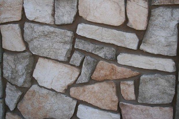 ideas de piedras decorativas para las paredes de exterior