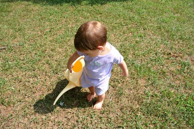 actividades de juegos con agua para bebs y nios pequeos