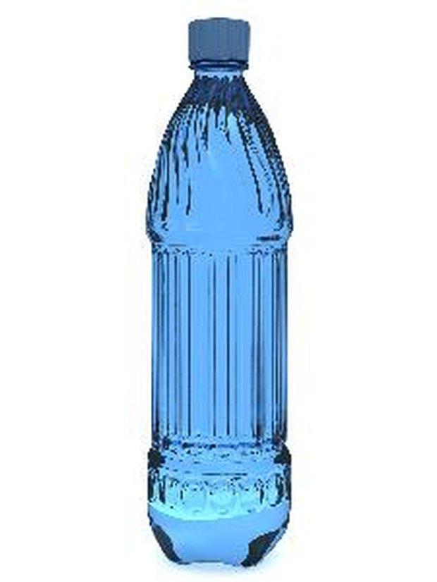 informacin sobre las botellas de plstico