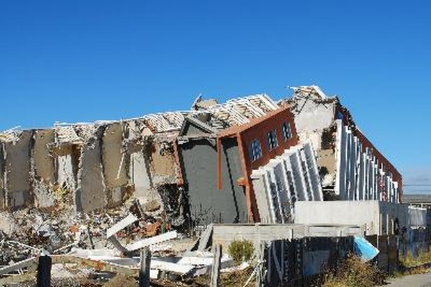 a project on the earthquake in