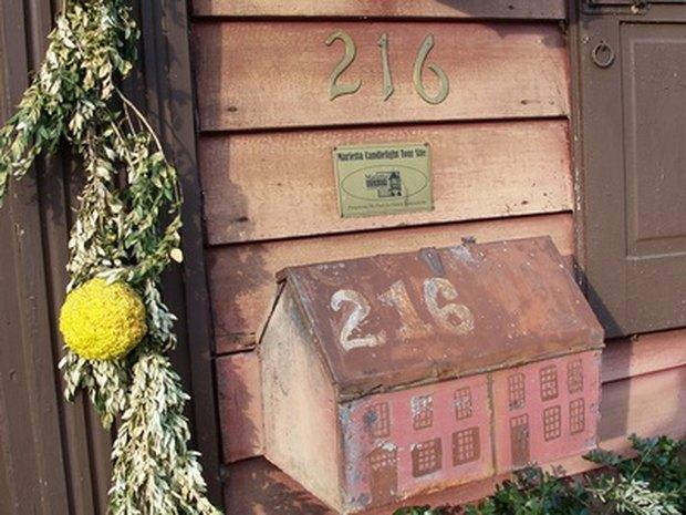 mailbox mounting regulations 1
