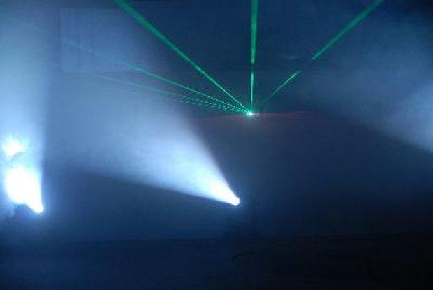 efectos de iluminacin para conciertos