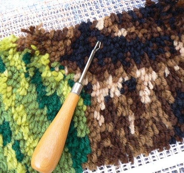Ready Cut Rug Making