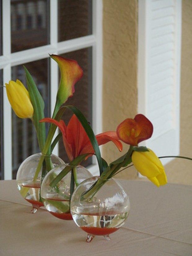ideas para hacer centros de mesa para la decoracin de una fiesta