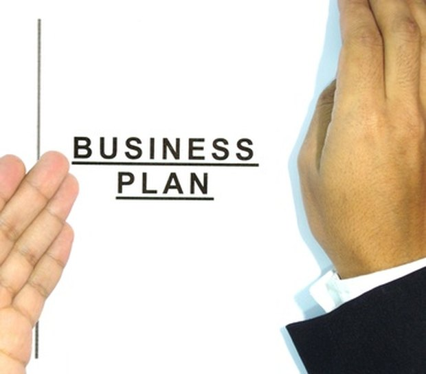 How to write a business plan uk
