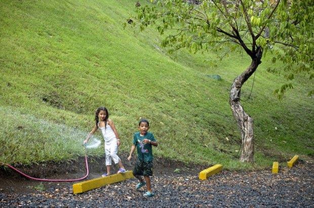 juegos al aire libre divertidos para nios de preescolar