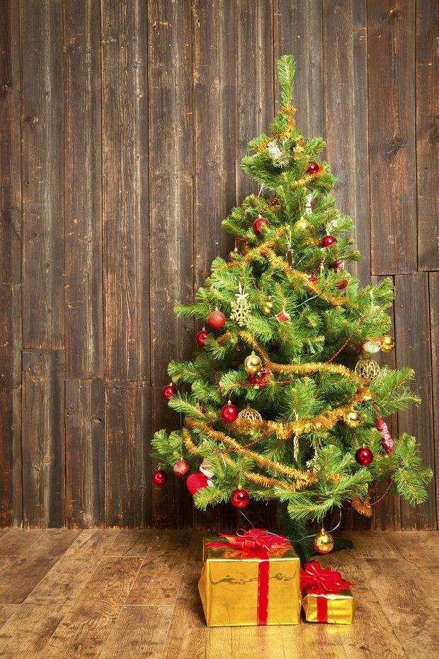 cmo atar lazos y listones verticales para un rbol de navidad