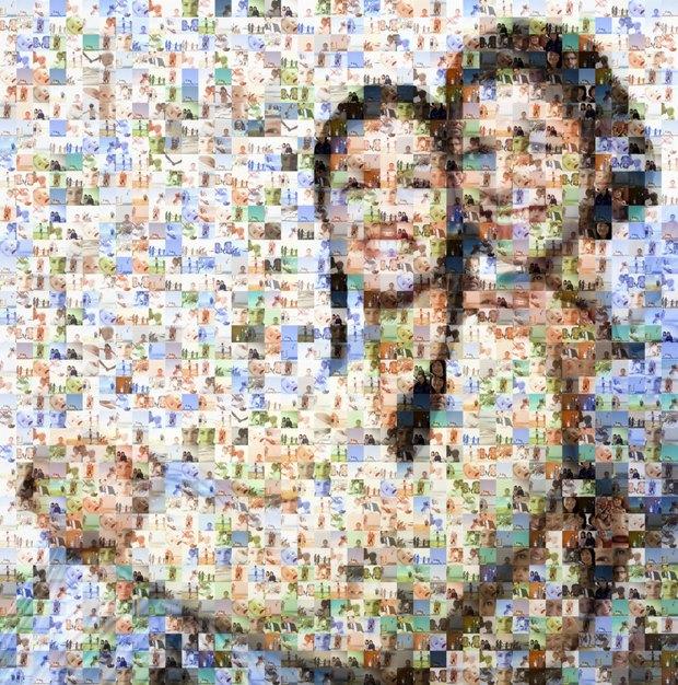 Ideas en 5 minutos facebook - Como hacer un collage de fotos a mano ...