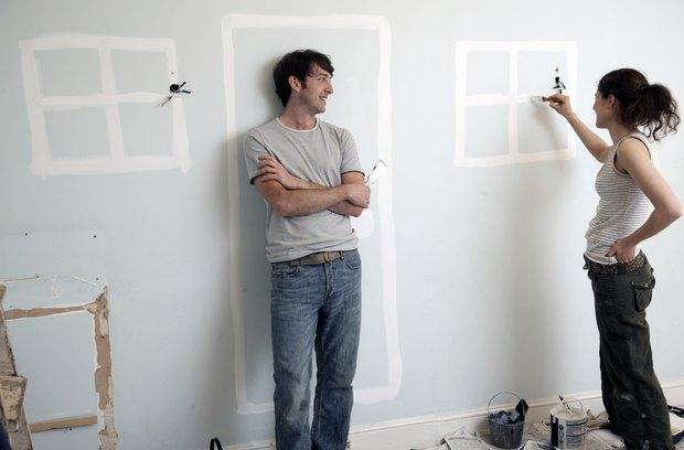 cómo decorar un espacio abierto de cocina, sala y comedor | ehow