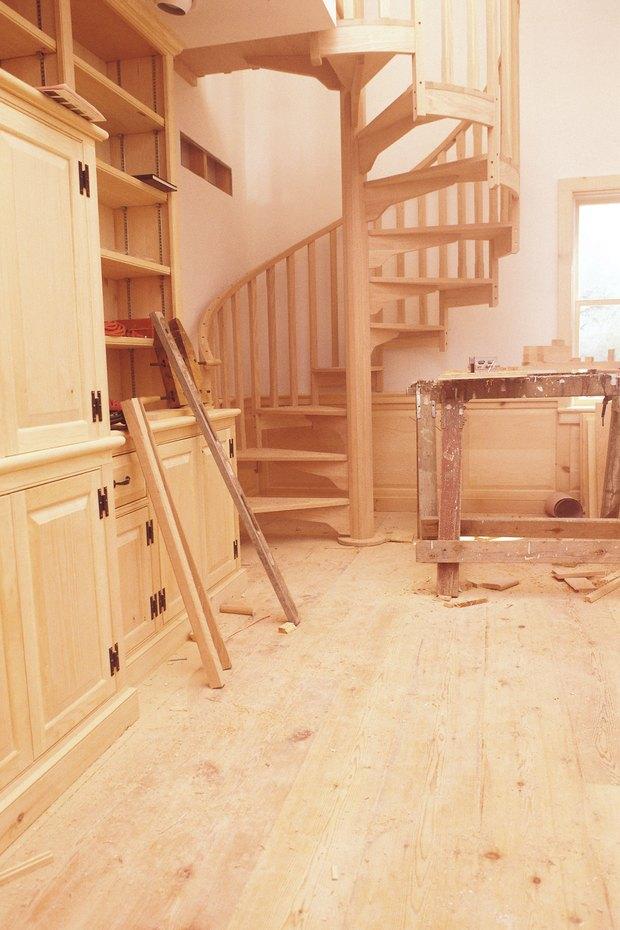 tipos de escaleras para espacios pequeos