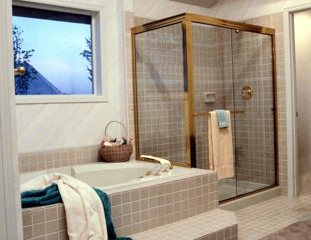 cmo colocar azulejos al suelo de una ducha