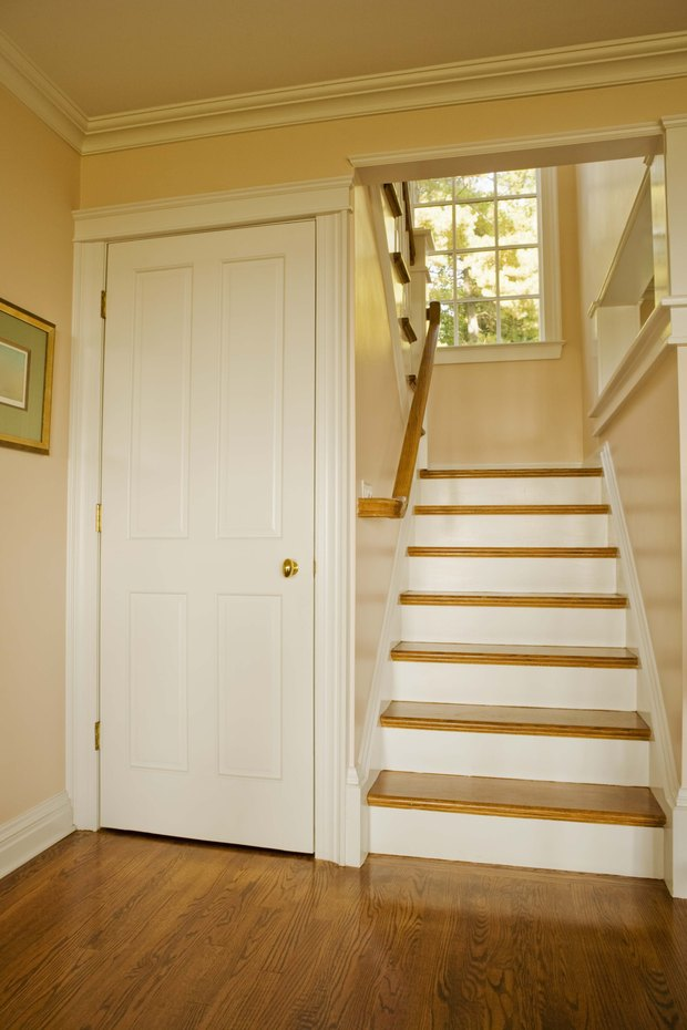 cmo lijar una escalera de madera