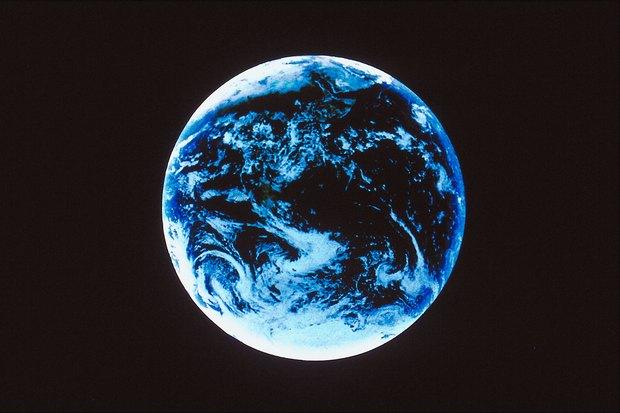 Por qu la Tierra se ve azul desde el espacio exterior  eHow en