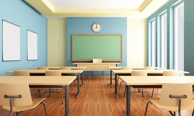 colores para las paredes del saln de clases