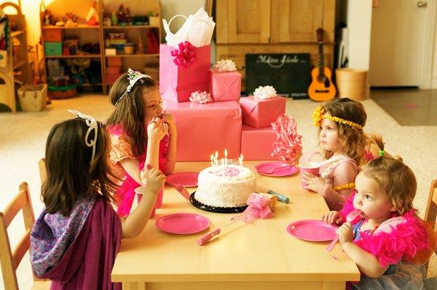 ideas para fiesta de cumpleaos de aos de princesas