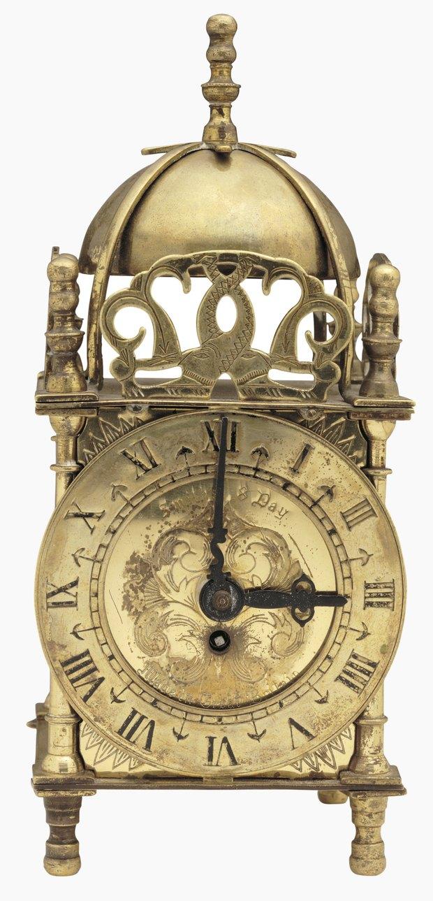 Relojes antiguos de pared - Relojes de sobremesa antiguos ...
