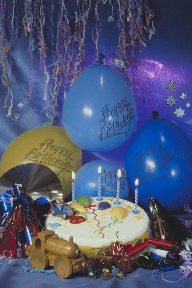 cmo hacer que caigan globos del techo para una fiesta de cumpleaos