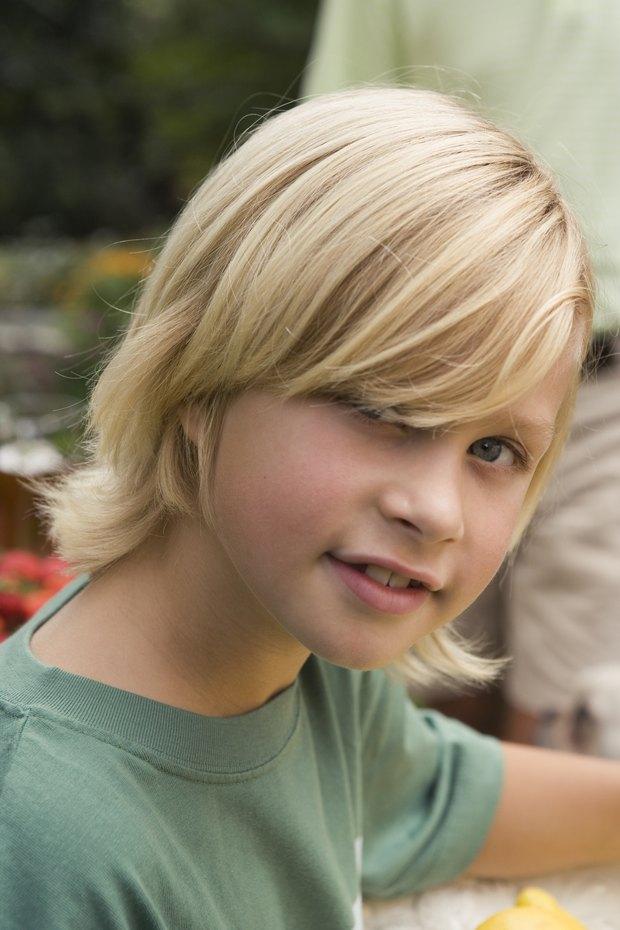 peinados para chicos con cabello fino y lacio