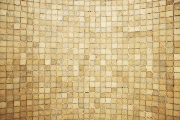 como colocar glitter no rejunte de paredes de azulejo