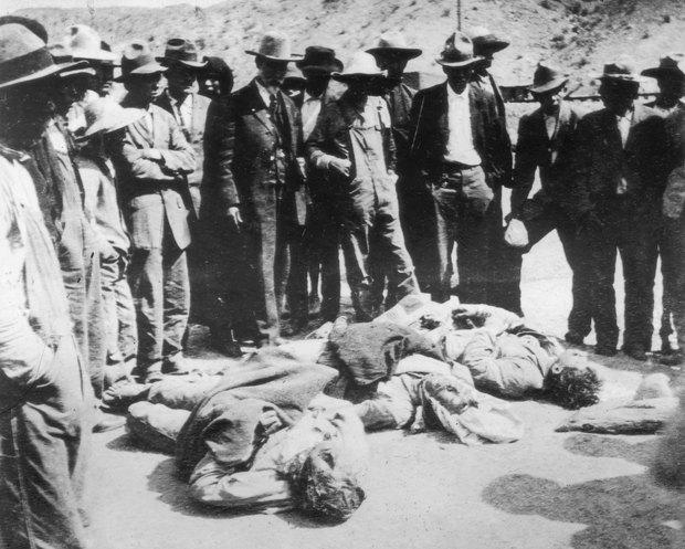Cómo fue la invasión de Estados Unidos a México en 1914