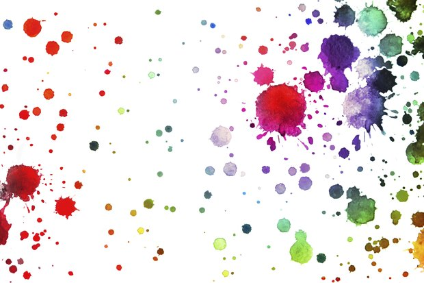Pics for gotas de pintura - Como quitar manchas de pintura ...
