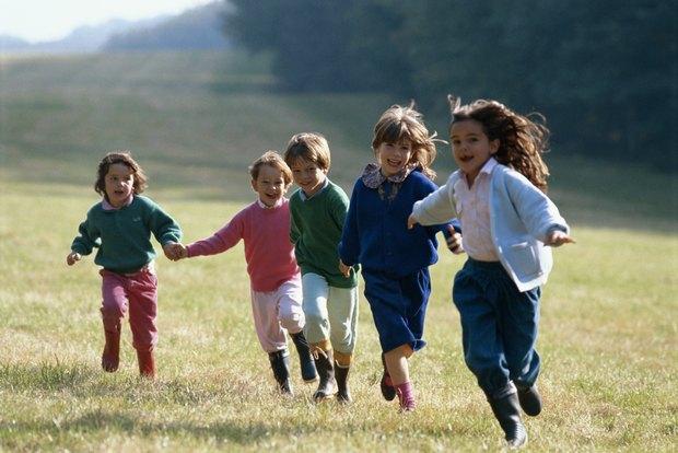 juegos al aire libre para nios de cuatro aos