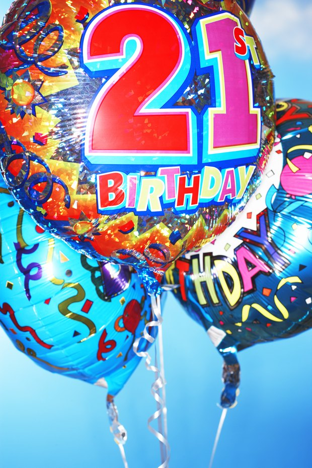 Top 21 things to do on your 21st birthday eHow UK