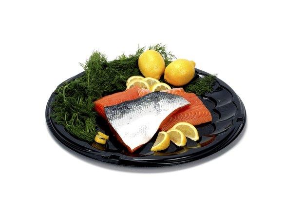 Como Cocinar El Salmon Fresco | Como Preparar El Salmon Fresco Frito Ehow En Espanol