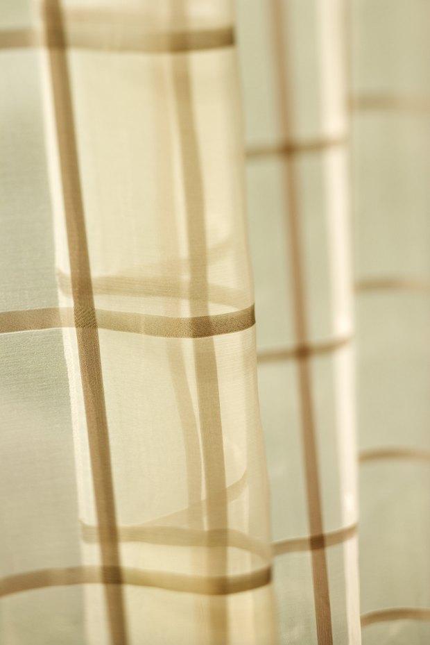 Qué tono de cortinas se vería bien con sofás de cuero color marrón ...