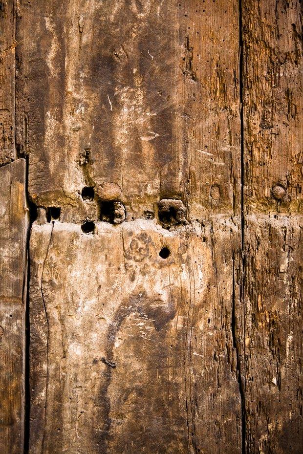 Qué tipo de madera se utiliza para una repisa rústica en una ...