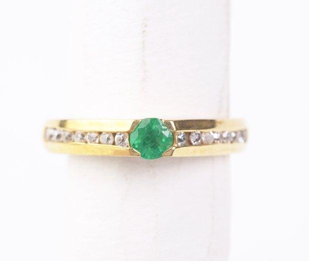 Como reconhecer esmeraldas verdadeiras